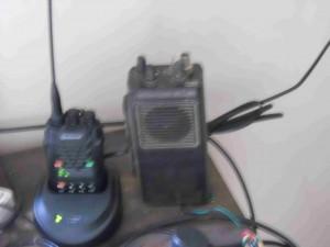 VHF handy