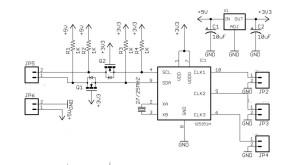 si5351 breakout board